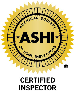 American Society of Home Inspectors certification seal